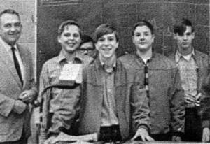 Steve Jobs adolescente, 1969