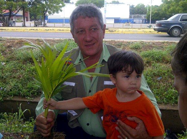 Alfredo Borges, foto cortesía de FAI Vzla