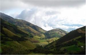 "La Grita Municipio Jauregui Edo. Táchira. Como nos dijo José Daniel Noguera, está orgulloso de ser ""gocho"""