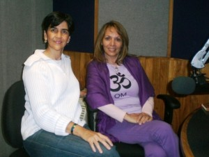 Jasmin Arcais con Marisela Valero