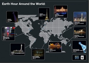 La Hora del Planeta en el Mundo
