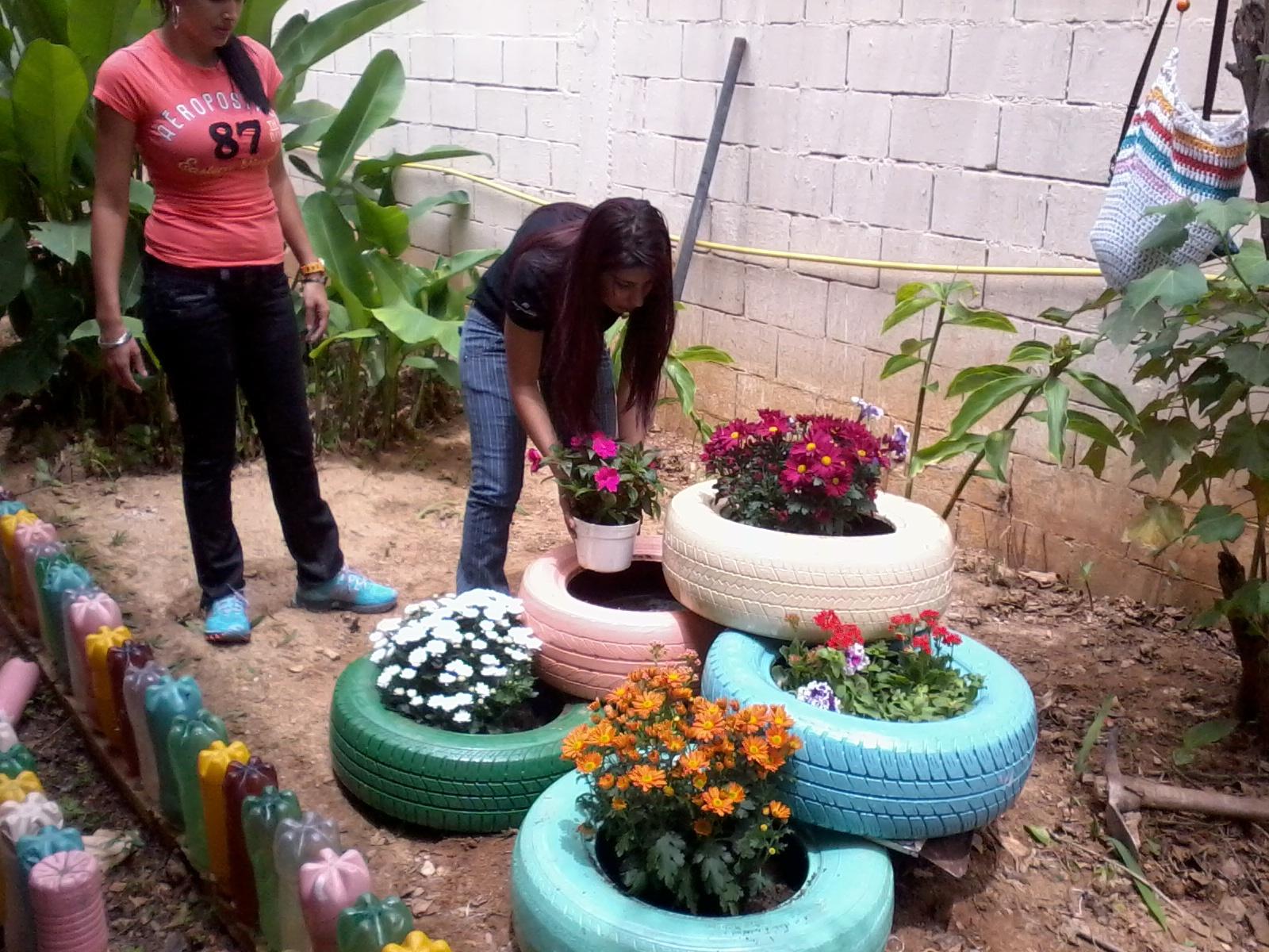 la escuela ecol gica una mirada a la construcci n de ForJardines Pequenos Para Escuelas