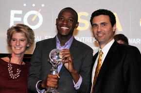 Campeón Mundial de los Premios GSEA 2011