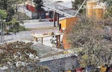 Planta de Concreto en Santa Eduvigis, Caracas