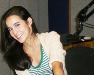 Isadora en el estudio