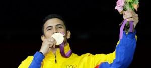 Rubén Limardo Gascon, Campeón Olímpico Londres 2012