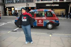 En Londres con Planeta Vital, foto Yamelis Figueredo
