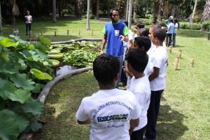 Visitas Guiadas en el Jardín Botánico, cortesía de Alcaldía Metropolitana de Caracas