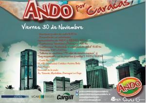 flyer Caracas