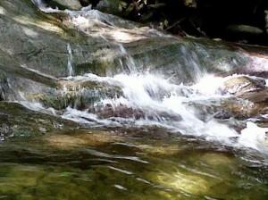 Quebrada de Quintero, foto Marisela VAlero