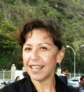 Diana Albornoz, nuestra invitada