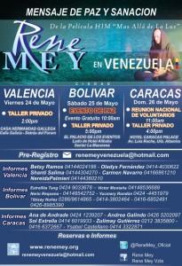 EVENTO DE PAZ RENE MEY