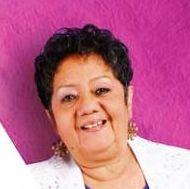Maya Delgado, foto cortesía Revista Dominical
