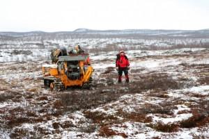 El permafrost del norte de Suecia se descongela. Foto: Jonas Akerman. SINC.eltiempo.com
