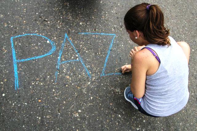 Foto cortesía de la ONG Paz con Todo