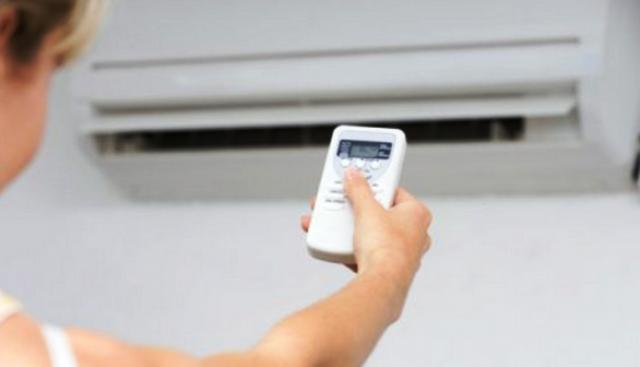 Aparatos de aire acondicionado de tecnología de eficiencia energética ofrece el estado con descuento para suplantar los antiguos. Foto http://www.ecologiablog.com