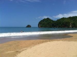 Así queremos ver nuestras playas. Foto cortesía José Rodríguez