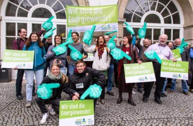 Creación de una cooperativa en Berlin para el control y manejo de su electricidad