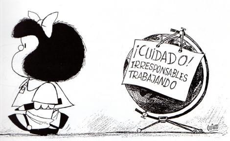 Planeta Vital: mafalda-cuidado-tierra