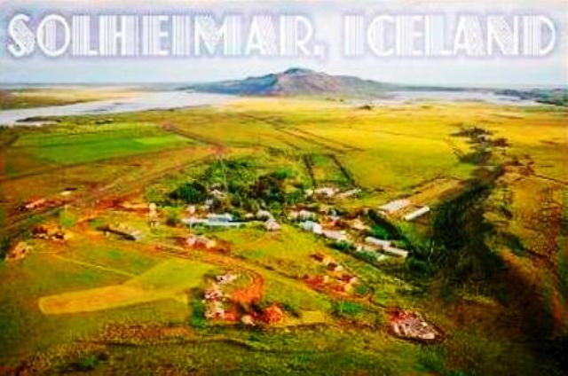 Solheimar, Islandia, ejemplo sustentable con mas de 80 años