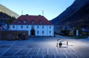 Rjukan, Noruega, es probable que ingrese en 2015 en la lista de sitios de importancia de la UNESCO