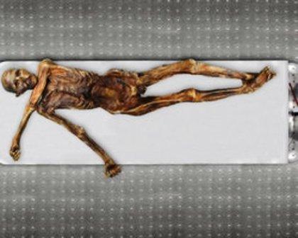 Otzi la momia prehistorica
