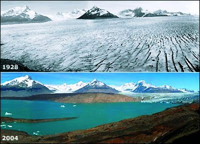 Evidentes consecuencias del cambio climático
