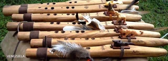 Las 7 flautas de amor de Belkys. Foto: http://flautasdeamor.com/about.html