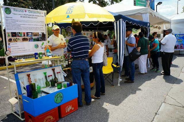 Las Jornadas de Reciclaje incentivan a los vecinos a participar y organizarse. Foto ECOCLICK
