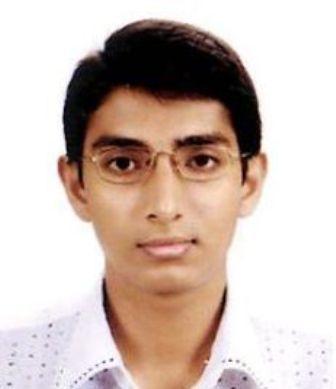 Makame Mahmud, lider del trío ganador de la Universidad de Dhaka, Bangladesh