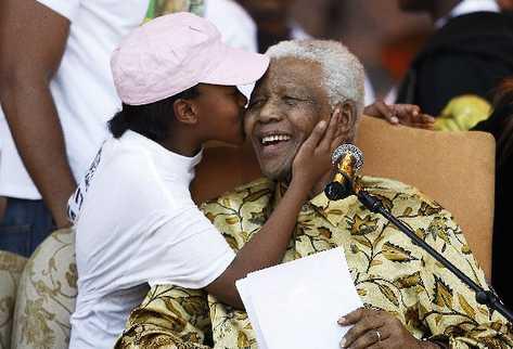 Mandela, una enorme entrega a la humanidad
