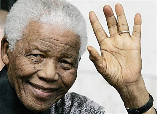 Buen viaje Madiba