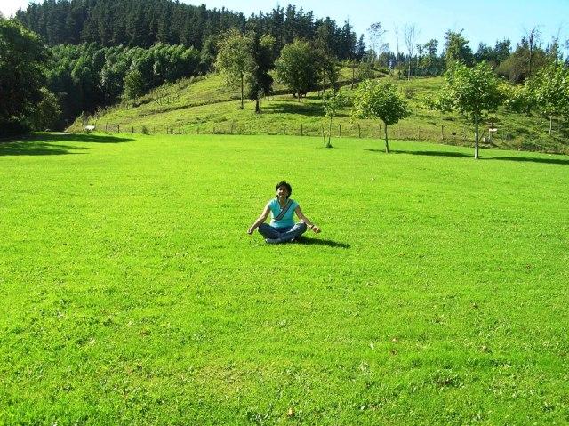 Un verdor que alimenta la vida, foto Adriana Pedret