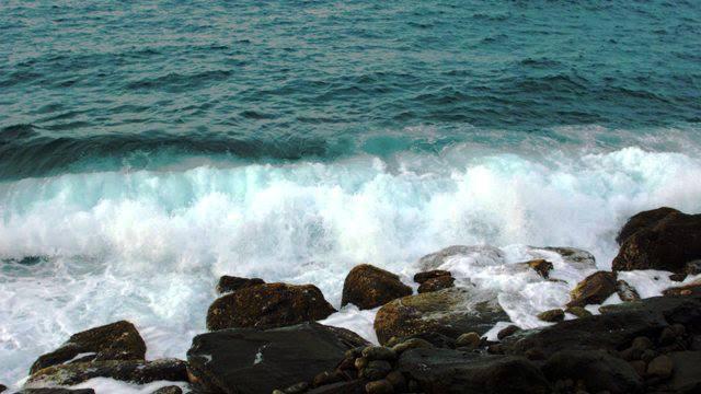 Nuestro océano benefactor, foto Marisela Valero