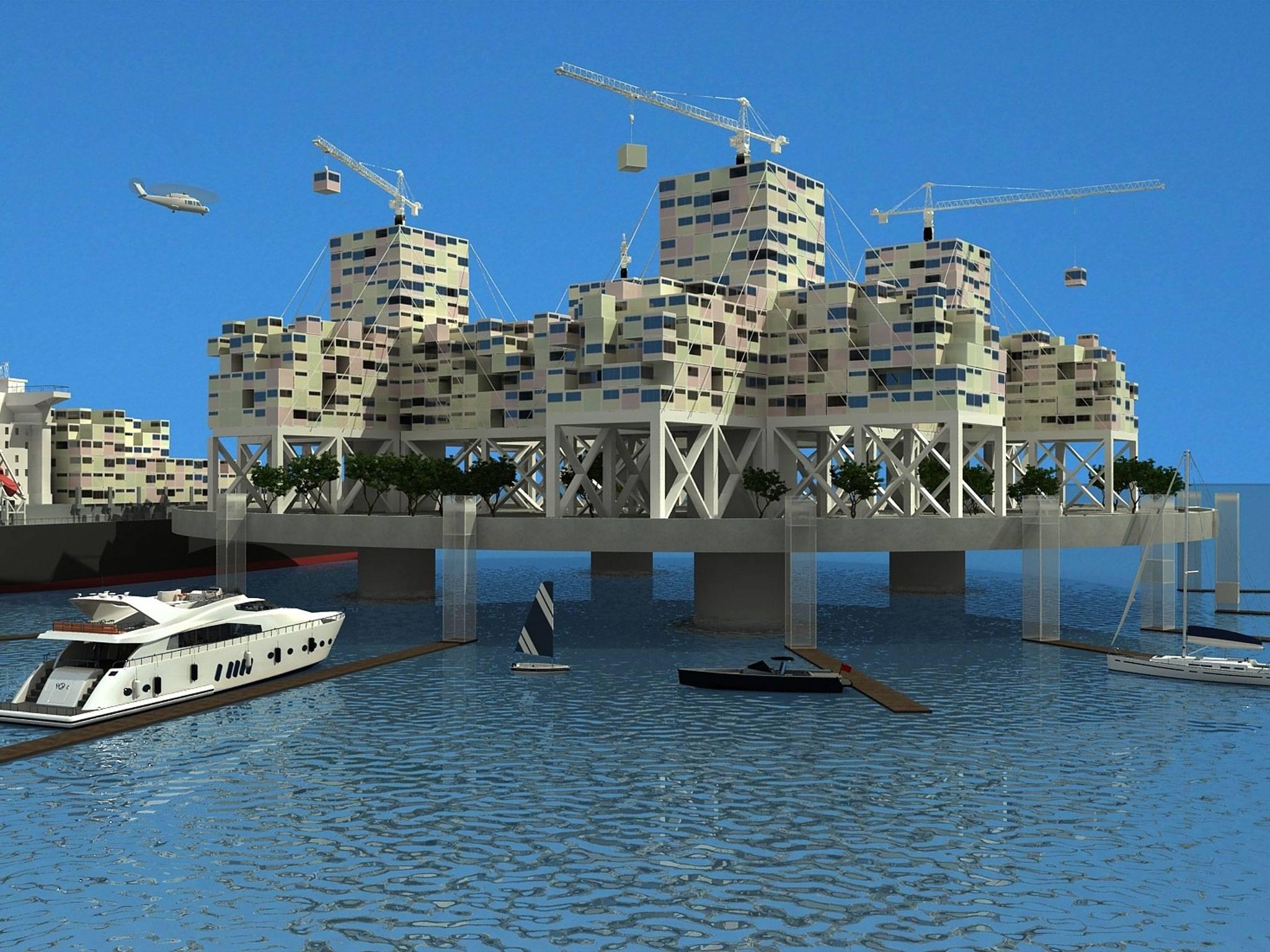 Ciudad flotante5