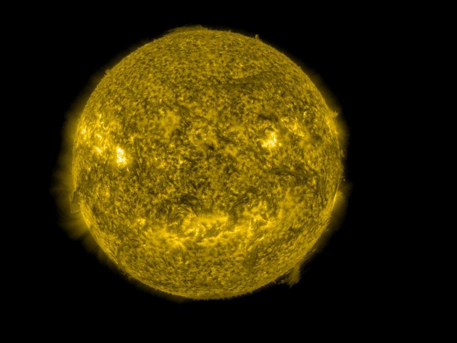 Los científicos están desconcertados.Foto cortesía de NASA