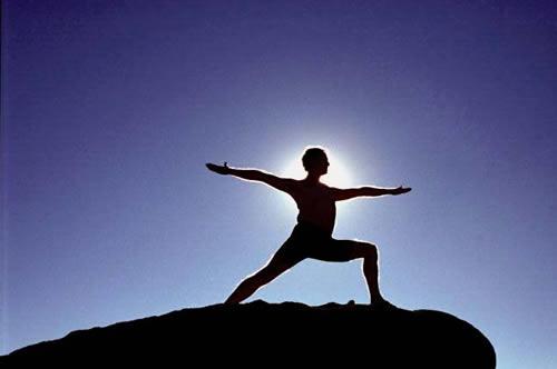 Equilibrio mental y físico con el yoga