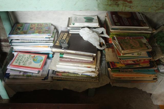Biblioteca paquete una opción para acercar a la comunidad a la lectura. Foto cortesía Idealistas Org.