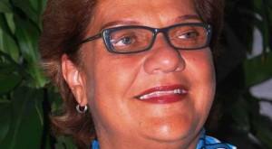 La doctora Marianela Castés siempre sonriente. Foto cortesía de Tal Cual