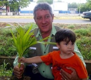 Los niños, principales ambientalistas. Foto FAI