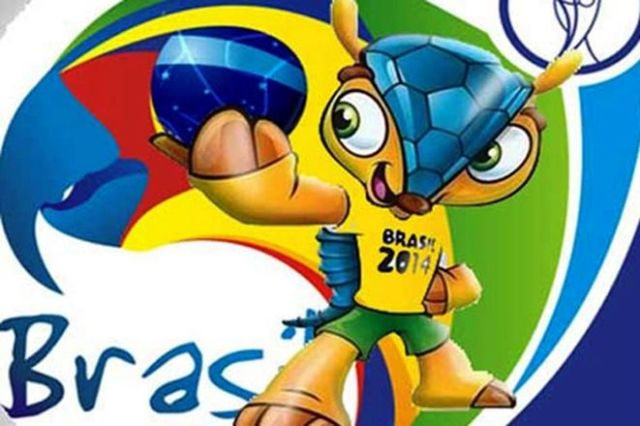 Fuleco, la mascota oficial de Brasil 2014