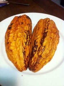Frutos del Cacao