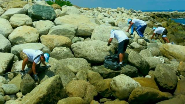 Toda acción a favor del medio ambiente es importante. Foto FUDENA