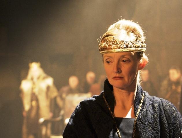 Actriz y directora de teatro Kelly Hunter