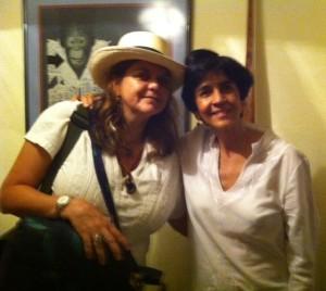 Katushka Borges y Marisela Valero