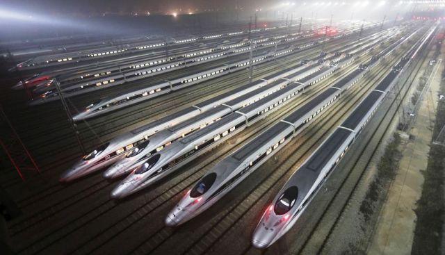 Autopistas para tren bala, ojalá sea a favor del planeta