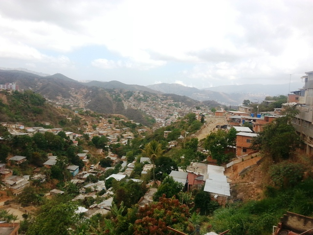 La Vega, sector vecino de la UCAB
