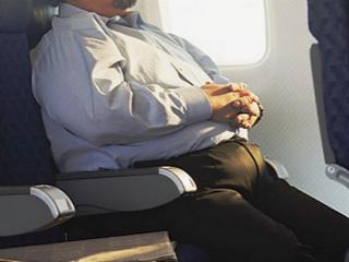 Asientos de avión para obesos