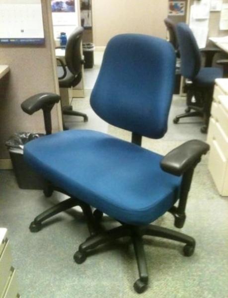 Silla de oficina para obesos