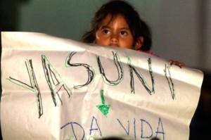 Todos unidos a favor del Yasuní